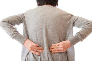 腰痛でよくある8つの原因。①